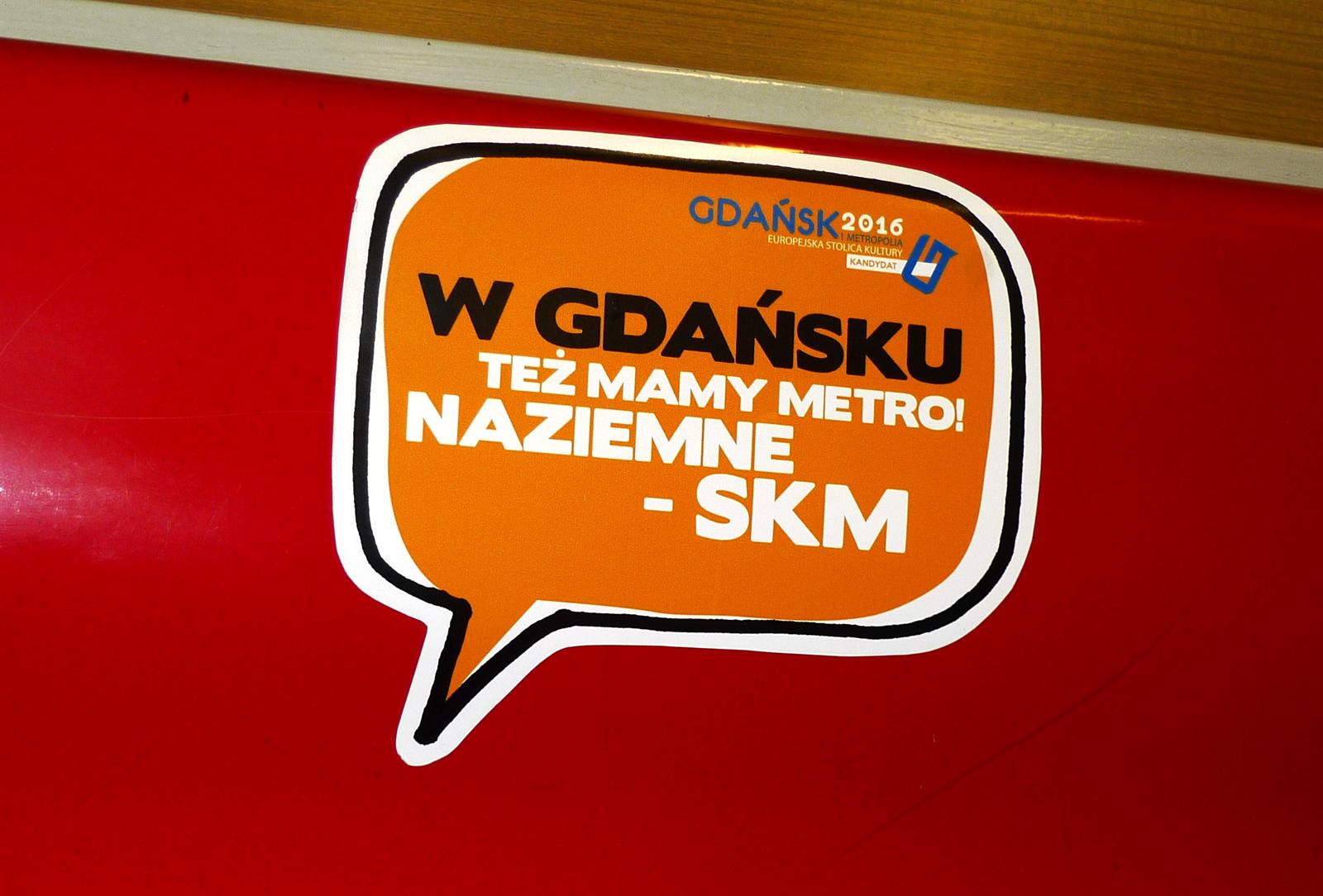 gdańsk 2010 metro w trójmieście skm