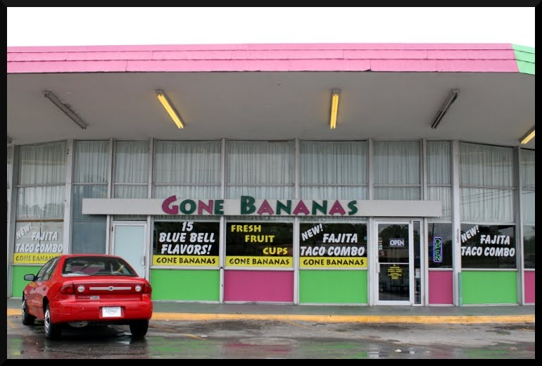 Gone Bananas Storefront