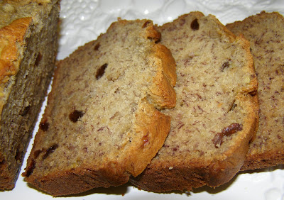 nopham: Banana Rum Raisin Bread Recipe