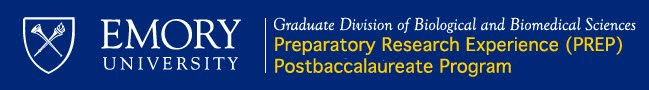 Emory Postbaccalaureate PREP program