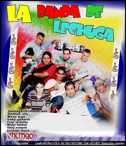 Bienvenidos al sitio oficial de La Banda De Lechuga