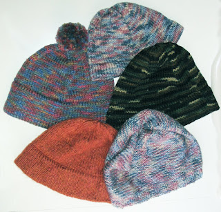 handmade charity hats on picasa