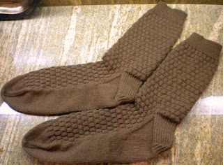 Cocoa Risata Socks