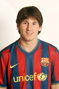 described Lionel Messi as