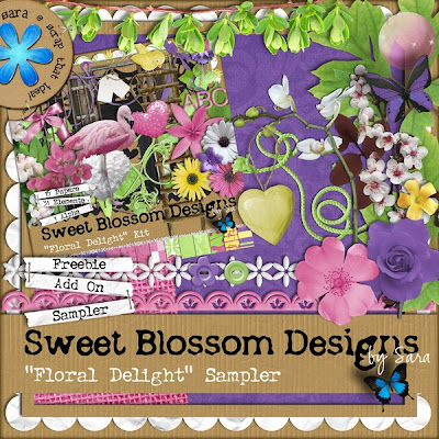 http://sweetblossomdesigns.blogspot.com/2009/07/floral-delight-freebie.html