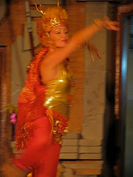 "Shelley Lynne Cummins in ""Ramayana-Abduction of Sita"""