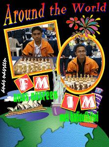 FM Anas and IM Mas Hafizulhilmi