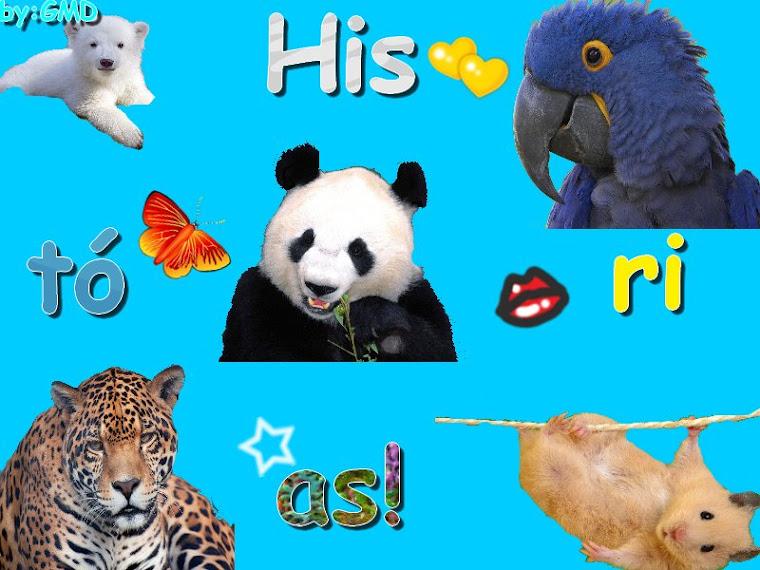 Histórias animais