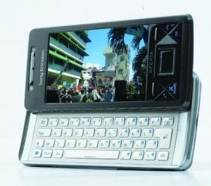 New Gadget - Sony Ericsson Xperia X1