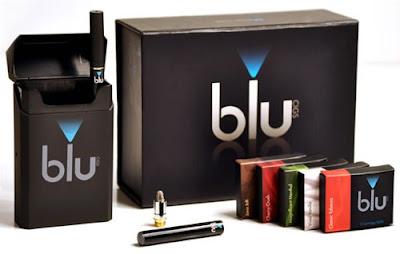 blue e-cigs