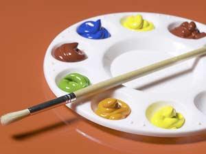 Taller de julia torregrosa soria tutorial pintar con - Que pintura utilizar para madera ...