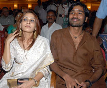 Actor Dhanush and the National Award