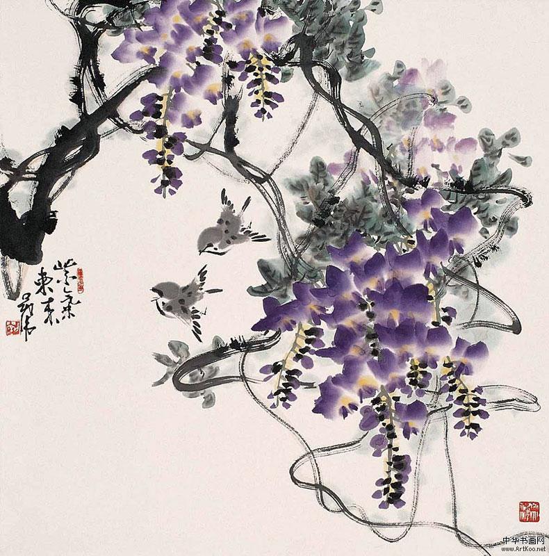 Японская живопись цветы и птицы: zhivopis-tut.besaba.com/razdeli/givopisyu/yaponskaya-givopis-tsveti...