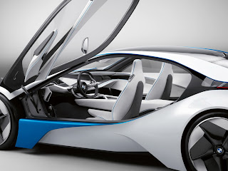 BMW Vision ED Wallpaper