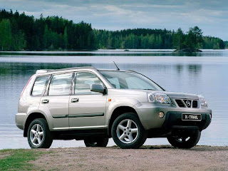 Nissan XTrail 2002 wallpaper and photo