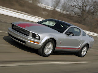 2009 Ford Mustang Warriors