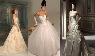 Wedding Dress Fashion is Ballgown