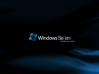 Dark Windows Seven
