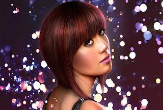 Fantasy 3D Girl