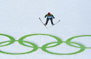 vancouver 2010 ski jumping wallpaper and photo
