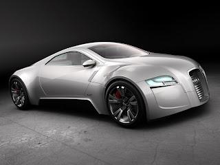 Audi R-Zero wallpaper