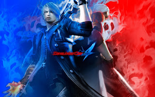Devil May Cry 4 wallpaper and photo