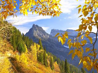 Autumn Mountain wallpaper
