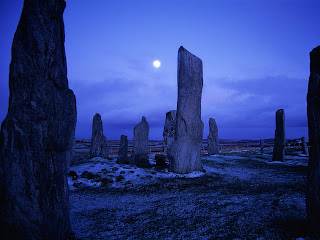 Callanish Stones wallpaper