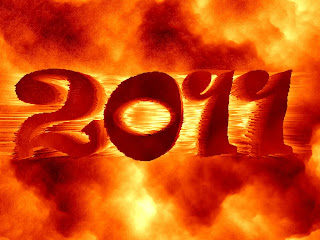 3D Fire 2011 wallpaper