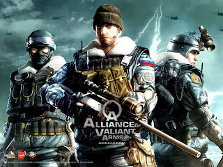 Alliance of Valiant Arms wallpaper