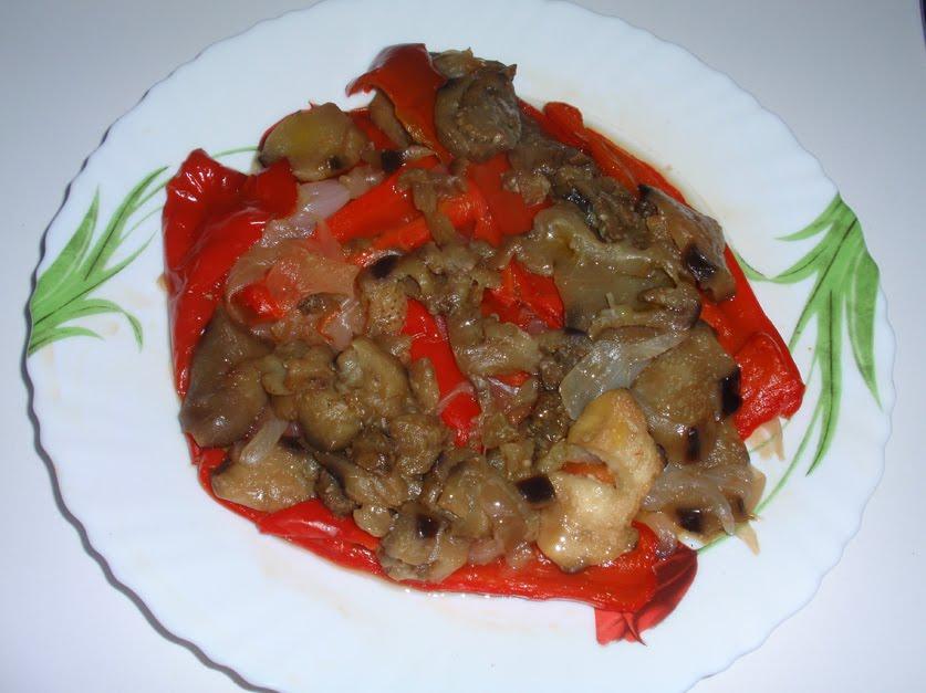 Isabelma cocinilla verduras asadas al horno - Verduras rellenas al horno ...
