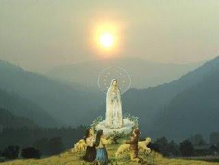 Niam Mab Liab Tshwm Sim nyob Fatima Fatima+sun