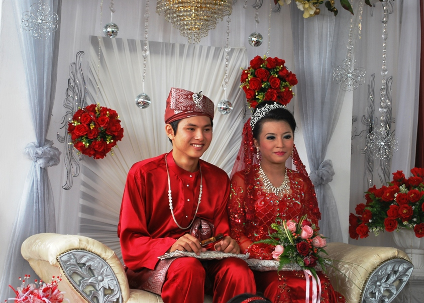 Another day in borneo a malay wedding in kuching a malay wedding in kuching stopboris Gallery