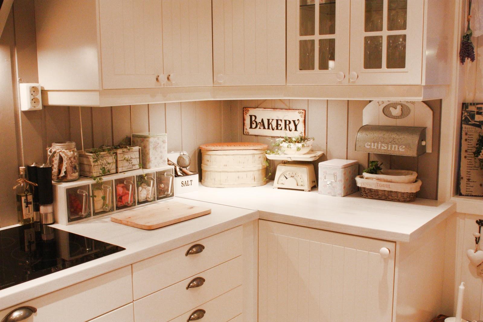 Tyrifryd: Mitt kjøkken...