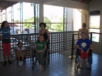 OFICINA DE DANÇA COM LÍVIO LIMA DE 05 A 09 DE JULHO, NO PONTO DE EQUILÍBRIO