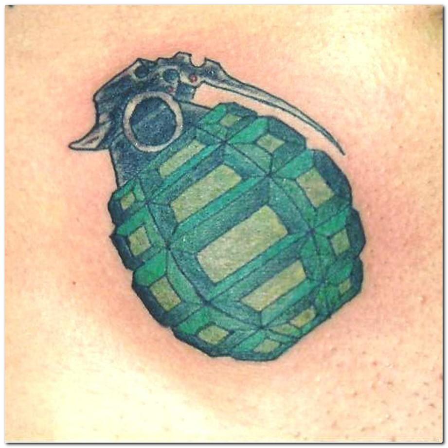 A military tattoo