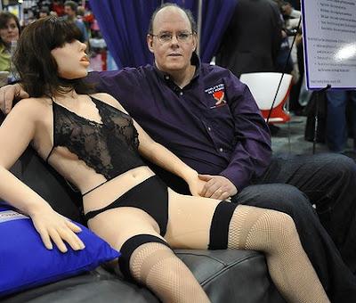 first sex robot