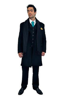 Air NZ Male uniform