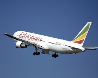 Ethiopian Airline Flight 409 crashes