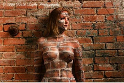 Body Paint Camouflage