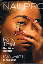 Nailpro Cover - April 2008