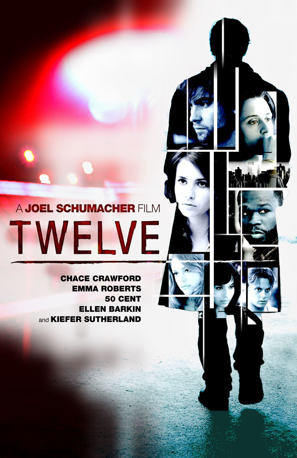 Dwanascie / Twelve (2010) LiMiTED.DVDRip.XviD-ALLiANCE/ Napisy PL