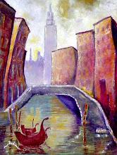 Venise An 60 / Venecia ano 60 d'après Tamara de Lempika - Jicé