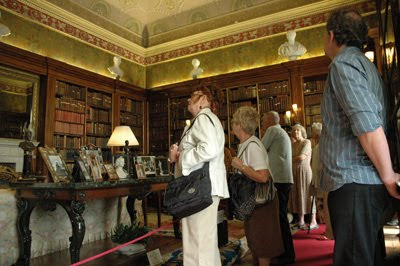 Our Reminiscence Sessions attendees at Harewood House