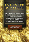 My first very own stock investment book is now available at all major bookstores.  Check it out!