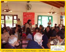 2ª Asamblea Social Ambiental del NOA - METAN - 08-Mar-08