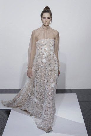 wedding dresses 2011 winter. Valentino Wedding Dress