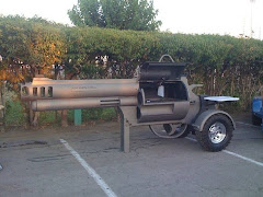 Now That's A Man's BBQ !