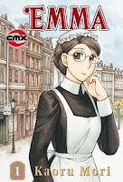 Emma (manga) volume one
