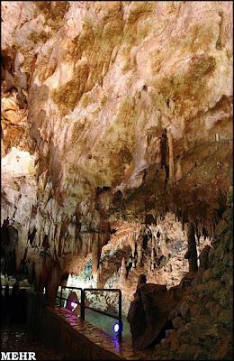 Cave Quri Qaleh